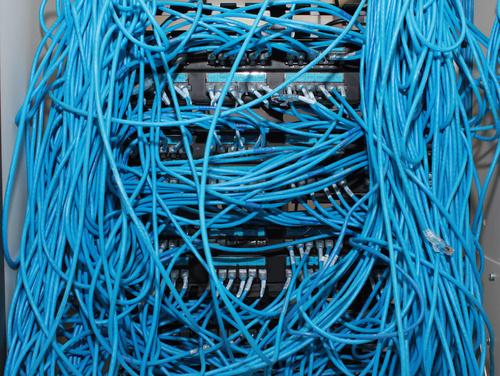 Messy Network No Virtualization