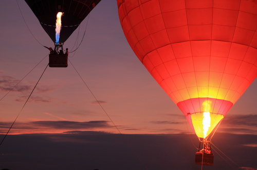 hot air from cloud solution vendors