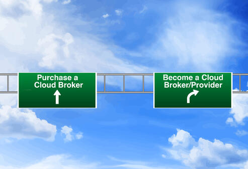 Become or Purchase a Cloud Broker/Provider