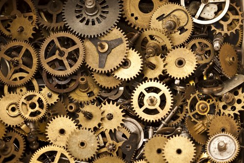 automated provisioning gears complex
