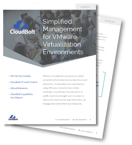 CloudBolt_VMware_data_sheet